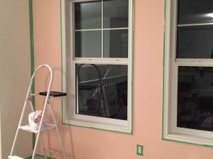 Provincial Peach Paint Colour