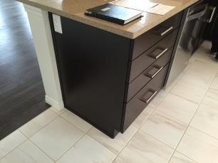 Tile, Cabinets and Hardwood